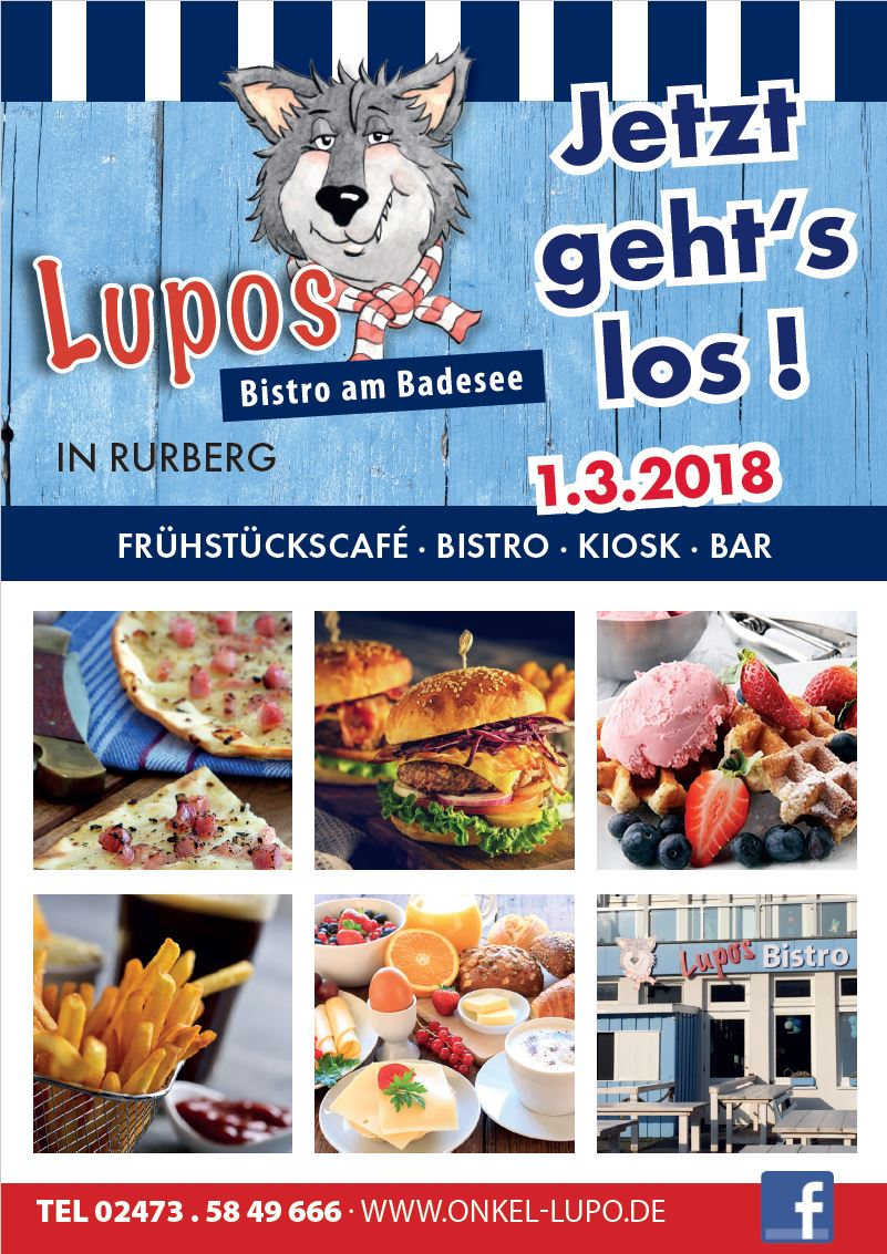 Lupos Bistro am Badesee